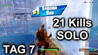 21 BOMB im SOLO | Gameplay Woche Tag 7