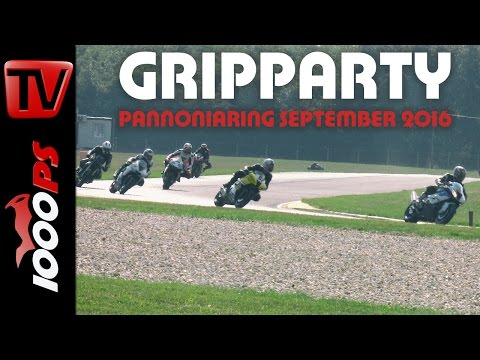 Gripparty Pannoniaring September 2016 | Eventvideo & Teilnehmer