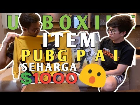 UNBOXING ITEM PUBG SEHARGA $1000 Ft. BANG ALEX - PUBG MOBILE INDONESIA