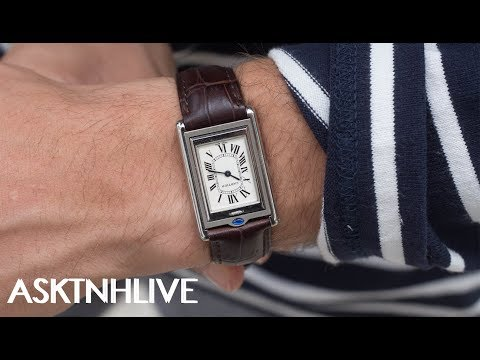Why Rolex + Cartier Will Always Be On Top | ASKTNH LIVE