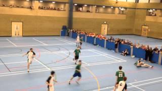 uk junior indoor national ultimate frisbee final 2015 airbadgers 1 vs arctic 1