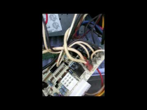 hqdefault hvac goodman fan control board replacement youtube Gas Furnace Wiring Diagram at suagrazia.org