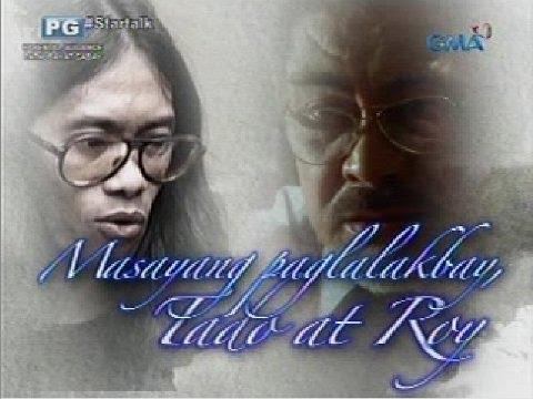 Startalk: Tado at Roy Alvarez: Masayang paglalakbay