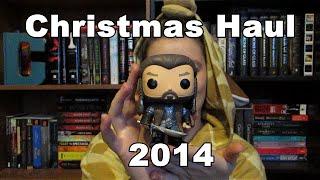Christmas Haul 2014 Thumbnail