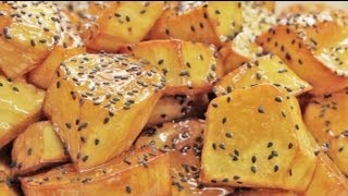 Daigaku Imo (Candied Fried Sweet Potatos)【Sweets Tales】