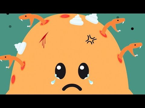 Dumb Ways JR Zany's Hospital Fun Kids Games - Kids Play Dumbest  Care Fun Hospital Activities