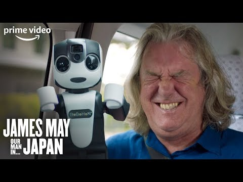 James May's Futuristic