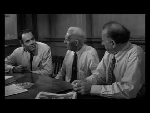 12 Angry Men (1957) Value Building Behaviours