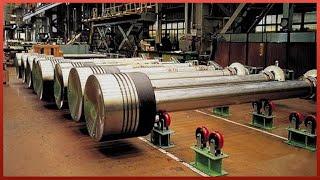 Как Делают Самый Большой Двигатель В Мире и Другие Уникальные Процессы Производства