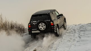 Toyota RAV4 Битва Сухарей #полныйпривод #jdm #БИТВАСУХАРЕЙ