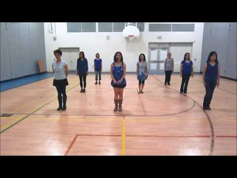 Prayer In C - Line Dance (Dance & Teach)