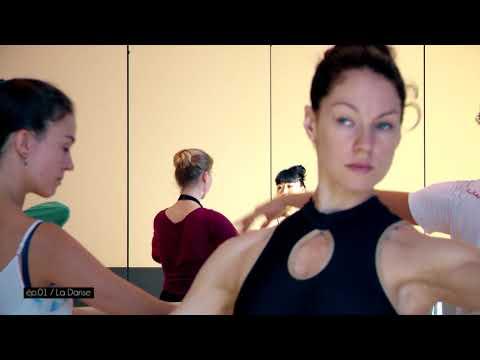 """Les Métiers des Ballets de Monte-Carlo"""" - Épisode 1 - Monaco Info"""
