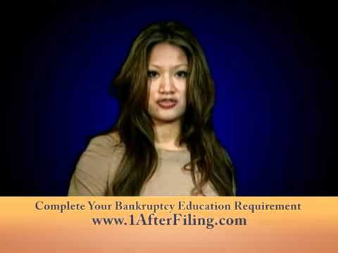 Post Bankruptcy Education