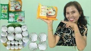 Chi Lan | Ăn Thử Các Loại Bánh Bao