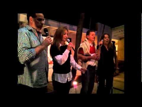 Karaoke DJ in Miami - Nina Bonita - Key Biscayne - w/ Karaoke DJ Rodrigo