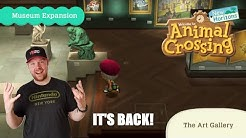Animal Crossing New Horizons - April Free Update REACTION!