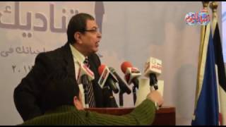 أخبار اليوم | وزير القوي العاملة : حملة مصر بتناديك غرضها الاساسي توعية العمال بالحقوق والواجبات