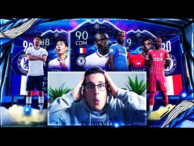 FIFA 20: XXL ROAD TO FINAL PACK OPENING!😱 + NEUES WL TEAM BAUEN