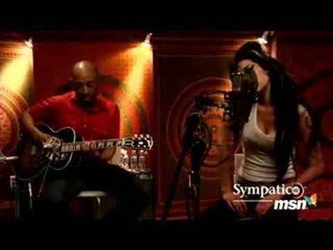 Amy Winehouse - Rehab Acoustic - Orange Lounge