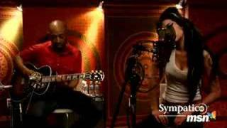 Amy Winehouse - Rehab Acoustic - Orange Lounge