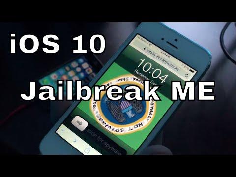 Totally NOT Spyware IOS 10 Jailbreak ME