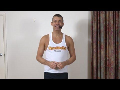 Spritely Fitness Routine January 2018