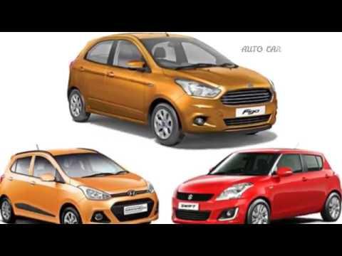 Maruti Suzuki Swift Vs Ford Figo Vs Hyundai I