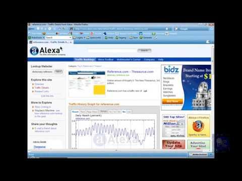 Alexa - Top Ranking Web Sites