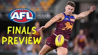 RANKING 2019 AFL FINALISTS | Finals Preview