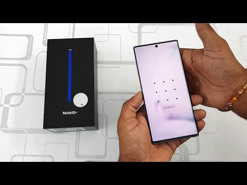 Samsung Galaxy Note 10 plus hard reset Pattern Unlock without PC