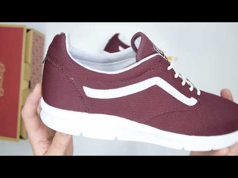 Vans UA Iso 1.5 - Port Royale - Unboxing | Walktall