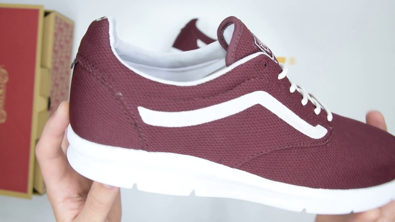 05eb42f0360893 Vans UA Iso 1.5 - Port Royale - Unboxing