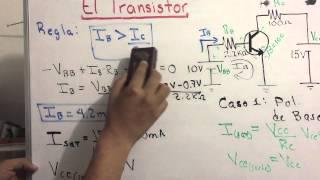El Transistor (I)