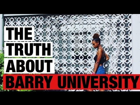 COLLEGE TALK #1: PROS OF BARRY UNIVERSITY | CHE'LA MAREE
