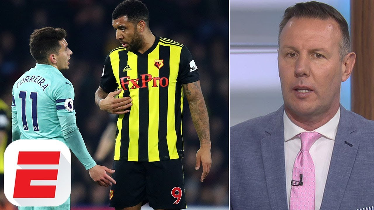 Arsenal's win over Watford was 'a gift' - Craig Burley | Premier League