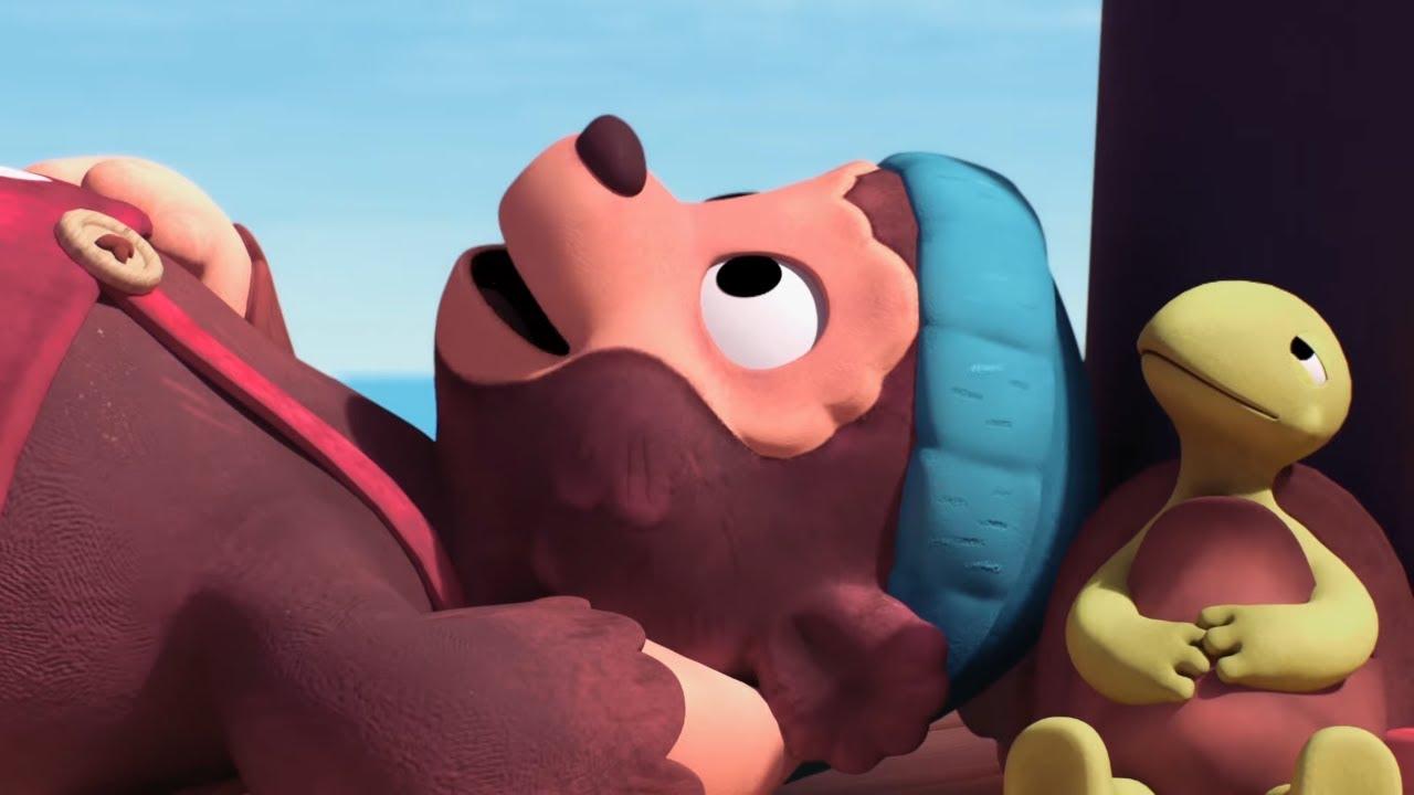 Приключения медвежонка Расмуса - Хранитель экватора - Новые мультфильмы для детей