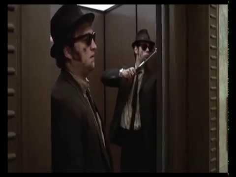 blues brothers elevator scene youtube. Black Bedroom Furniture Sets. Home Design Ideas