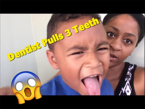 James Gets 3 Teeth Pulled At The Dentist | INTERRACIAL FAMILY VLOGS #91 - Sharron's Take