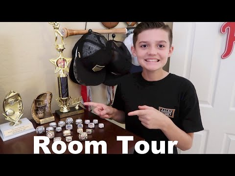 Mason's Updated Room Tour