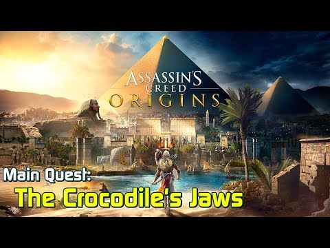 The Crocodile's Jaws - Assassin's Creed Origins Wiki Guide - IGN