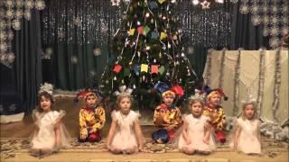 """Детский сад """"Теремок"""" - В лесу родилась ёлочка"""