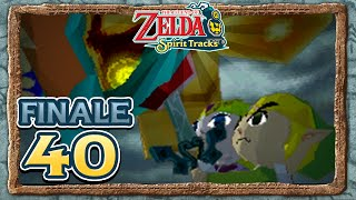The Legend of Zelda: Spirit Tracks - FINALE - Malladus!