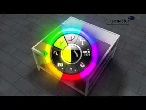 """Art & Office Bürodesign präsentiert """"Legamaster eBeam eTable"""""""