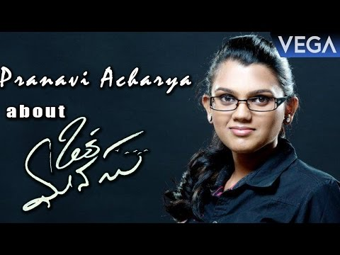 Pranavi Acharya about Oka Manasu Movie Songs