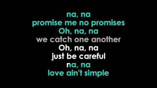 Cheat Codes No Promises karaoke