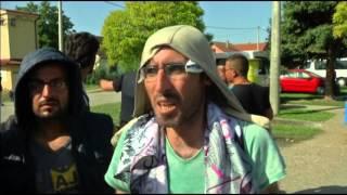 19.09.2015 Begunci na slovensko hrvaški, madžarski in srbski meji