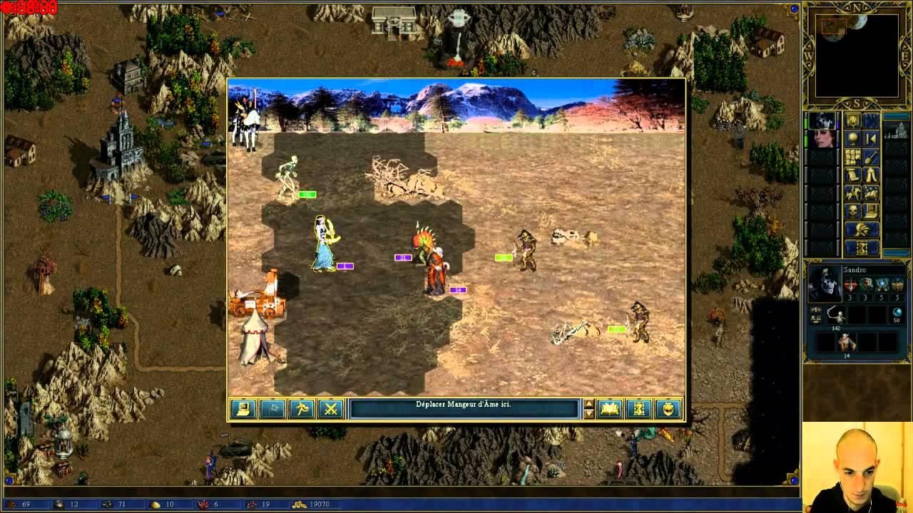 Heroes iii in the wake of gods (nice battle) youtube.