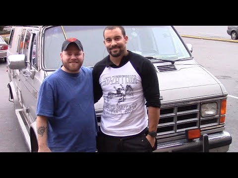 Met Up With Chris Penn For An Inside Look At Van Life
