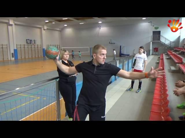 Podania, chwyty i poruszanie się - Grzegorz Karnicki