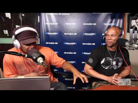 Common Freestyles Over 5 Fingers of Death, Explains Drake Situation & Talks Nobody's Smiling